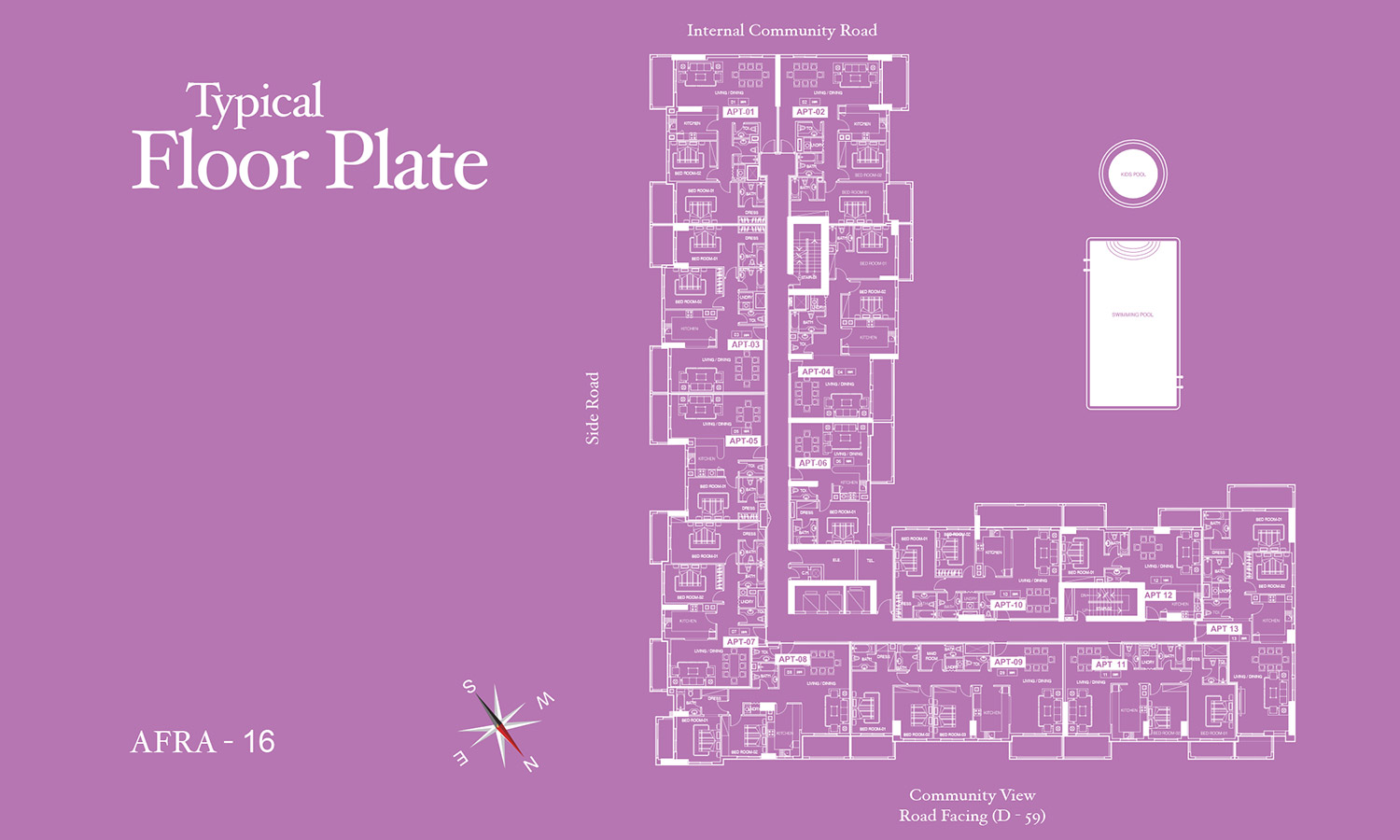 Typical Floor Plate